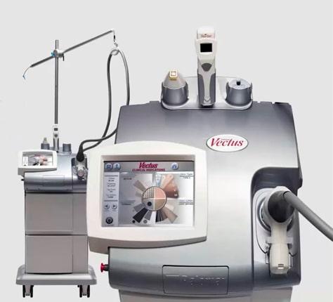laser vectus