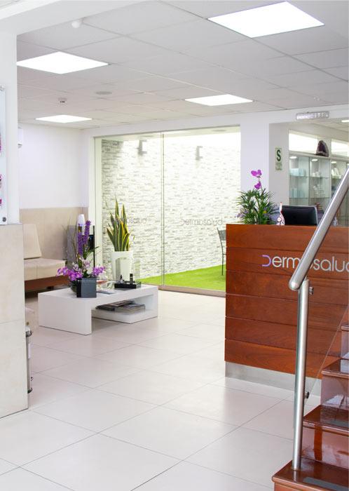 clínica dermatológica dermosalud